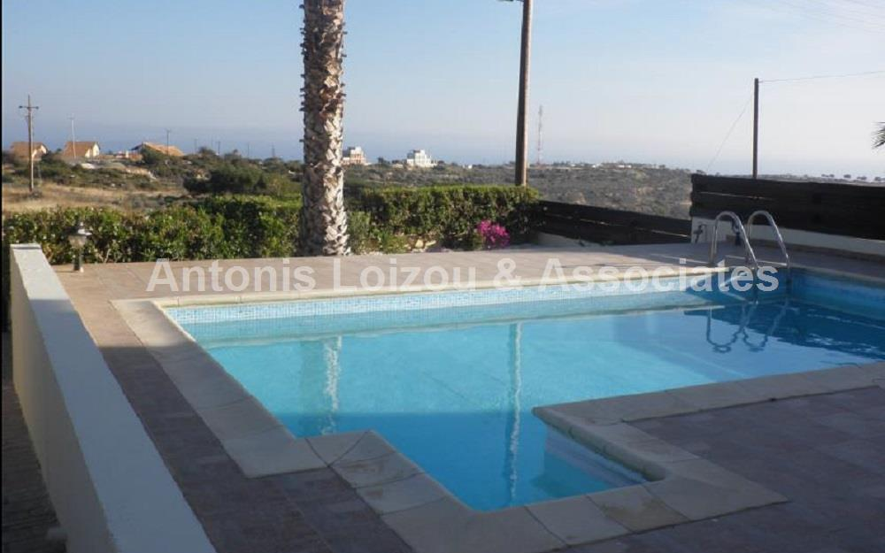 Two Bedroom House For Sale Pissouri Limassol  properties for sale in cyprus