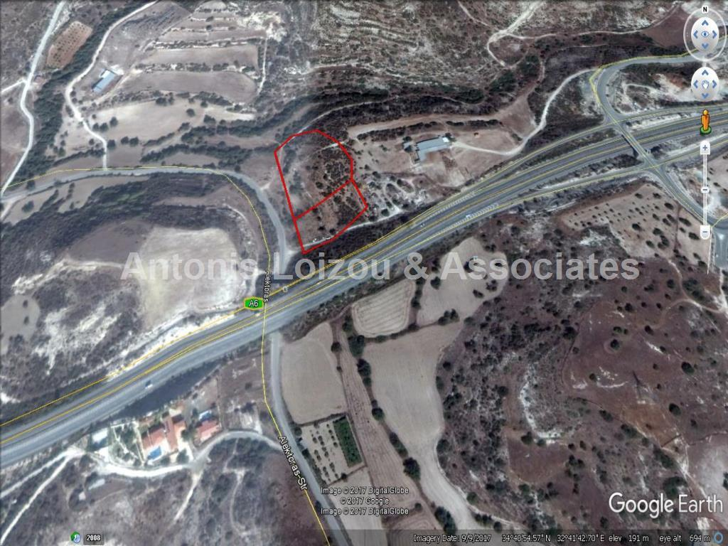 Field in Limassol (Pissouri) for sale