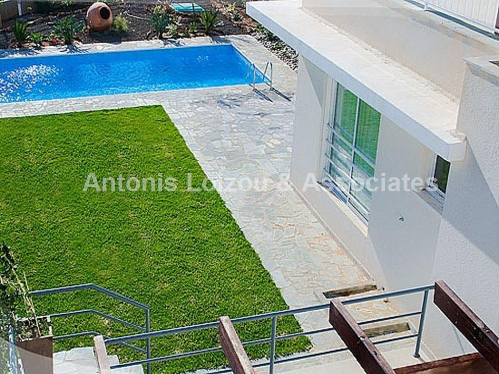 Three Bedroom Linked House for Sale In Pissouri Bay properties for sale in cyprus