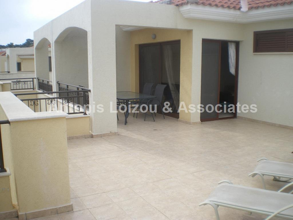 Penthouse in Limassol (Pissouri) for sale
