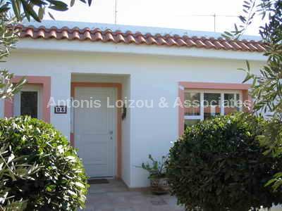 Semi House in Limassol (Pissouri) for sale