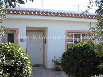 Semi detached Ho in Limassol (Pissouri) for sale