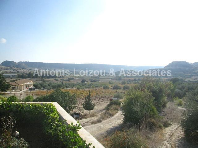 Land in Limassol (Pissouri) for sale