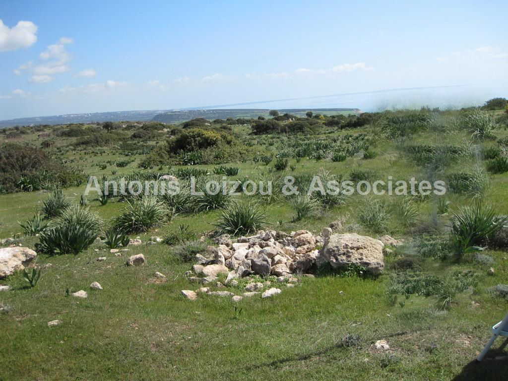 Land For Sale In Pissouri  properties for sale in cyprus