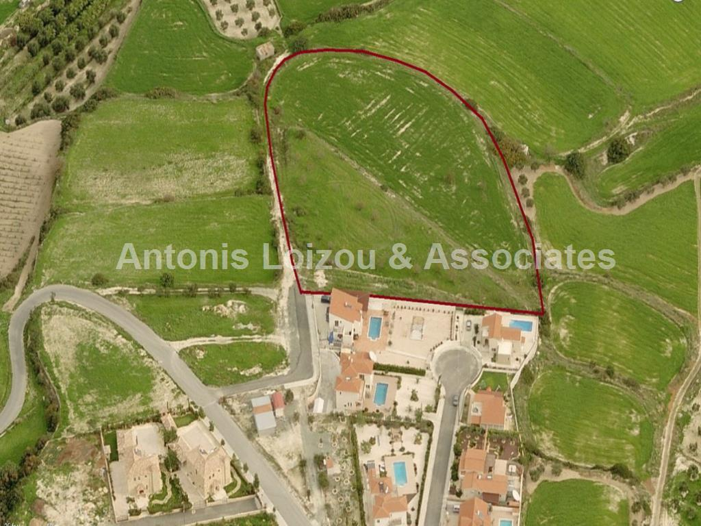 Field in Limassol (Pissouri) for sale