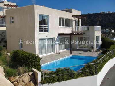 Detached Villa in Limassol (Pissouri) for sale