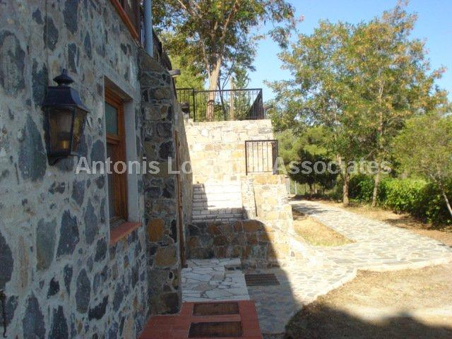 Five Bedroom Stone Built Detached House properties for sale in cyprus