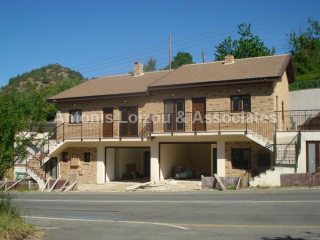 Semi detached Ho in Limassol (Platres) for sale