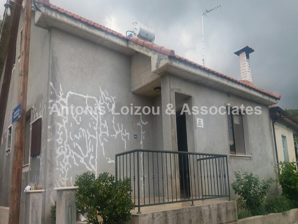Detached House in Limassol (Platres) for sale
