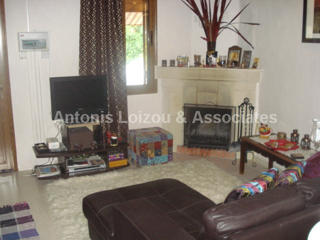 Traditional Hous in Limassol (Platres) for sale