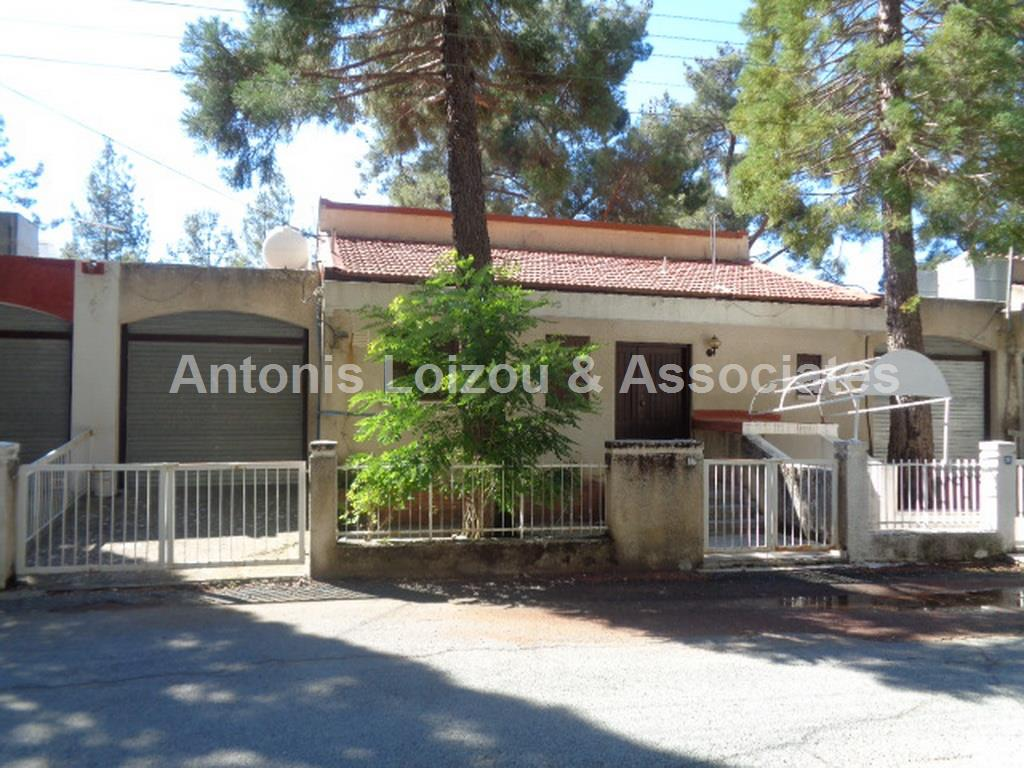 Semi detached Ho in Limassol (Platres) for sale