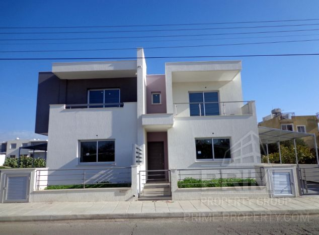 Sale of townhouse, 185 sq.m. in area: Polemidia - properties for sale in cyprus