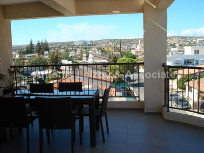 Three Bedroom Penthouse Apartment - Price is Reduced properties for sale in cyprus