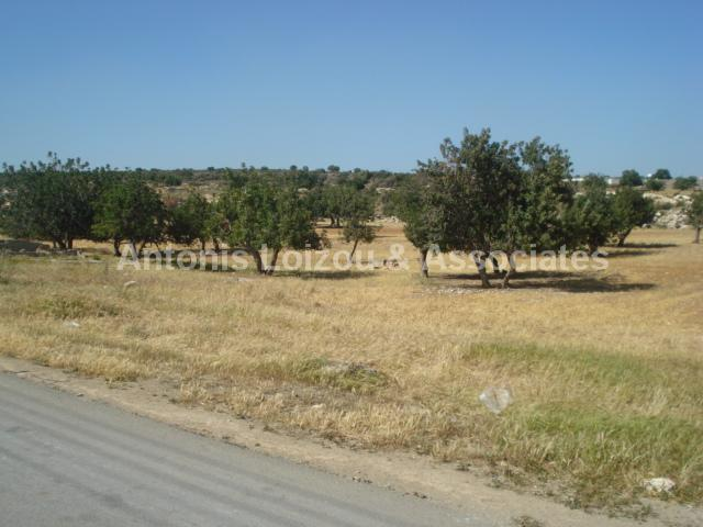 Land in Limassol (Polemidia) for sale