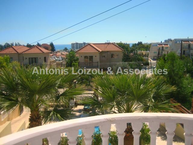 Four Bedroom Sea View Villa  properties for sale in cyprus