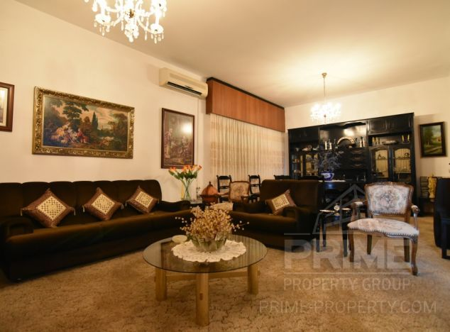 Bungalow in Limassol (Potamos Germasogeias) for sale