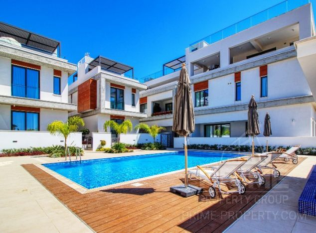 Duplex in Limassol (Potamos Germasogeias) for sale