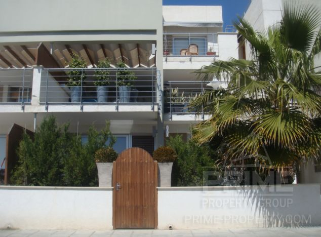 Sale of garden apartment, 118 sq.m. in area: Potamos Germasogeias - properties for sale in cyprus