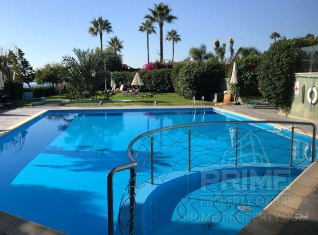 Garden Apartment in Limassol (Potamos Germasogeias) for sale