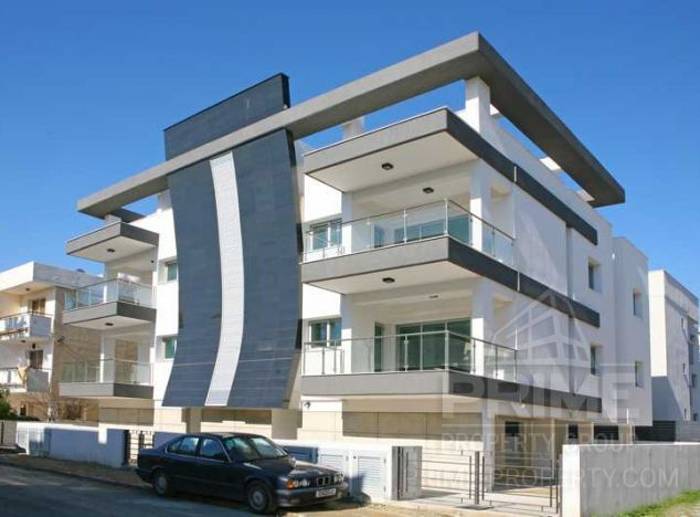 Apartment in Limassol (Potamos Germasogeias) for sale