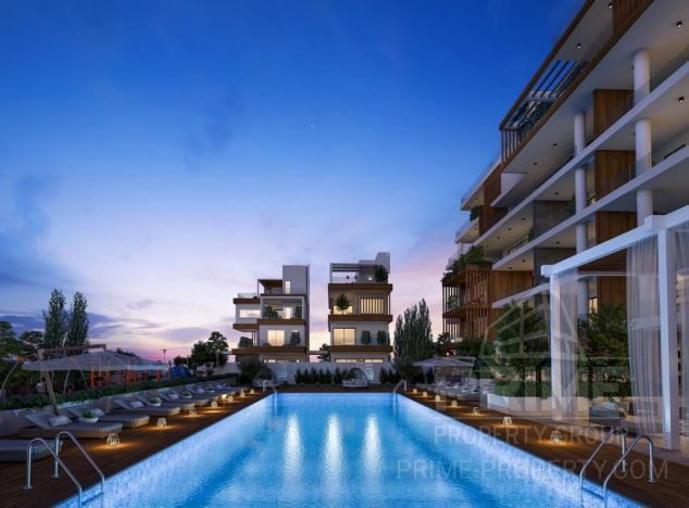 Penthouse in Limassol (Potamos Germasogeias) for sale