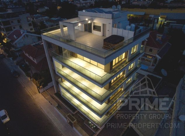 Sale of penthouse, 210 sq.m. in area: Potamos Germasogeias - properties for sale in cyprus