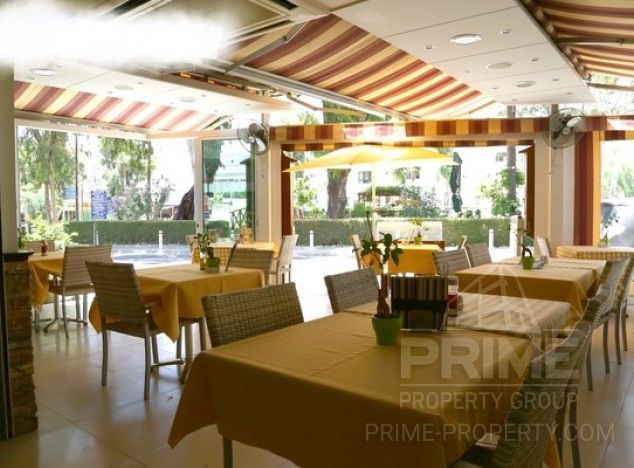 Restaurant in Limassol (Potamos Germasogeias) for sale