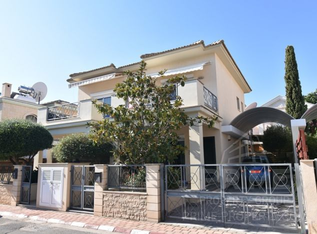 Sale of townhouse, 134 sq.m. in area: Potamos Germasogeias - properties for sale in cyprus