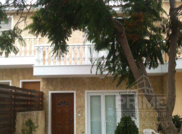 Townhouse in Limassol (Potamos Germasogeias) for sale