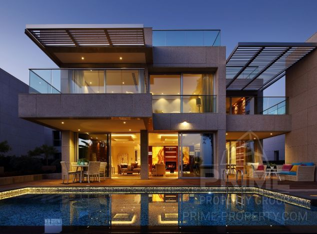 Sale of villa, 1,071 sq.m. in area: Potamos Germasogeias - properties for sale in cyprus