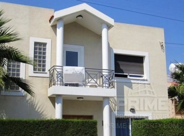 Villa in Limassol (Potamos Germasogeias) for sale