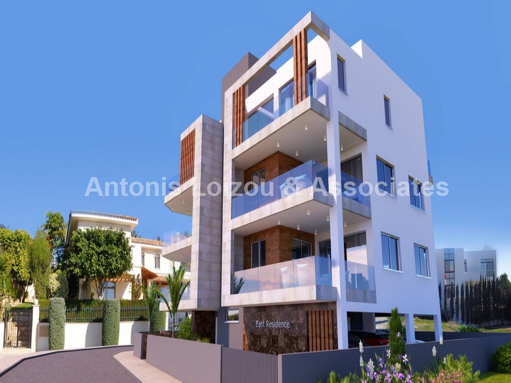 Three Bedroom Sea view Apartment properties for sale in cyprus