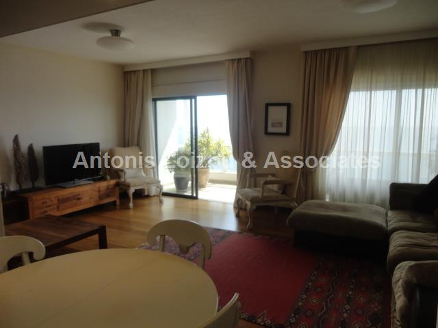 Two Bedroom Luxury Apartment on the Beach properties for sale in cyprus