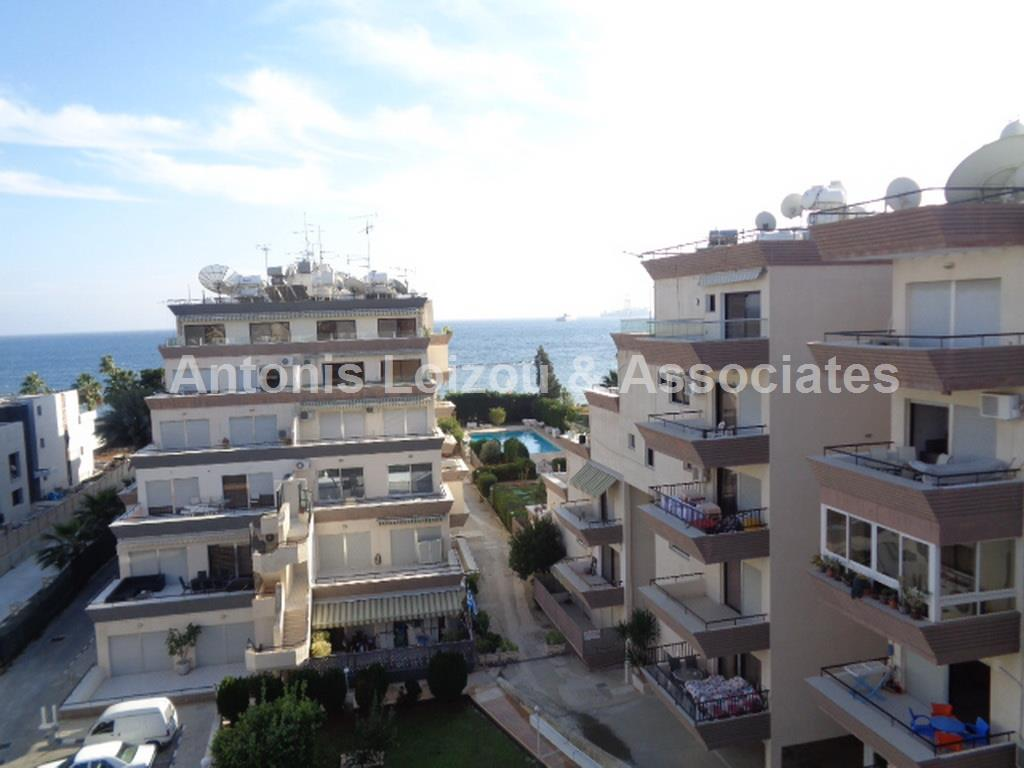 One Bedroom Apartment With Sea View properties for sale in cyprus