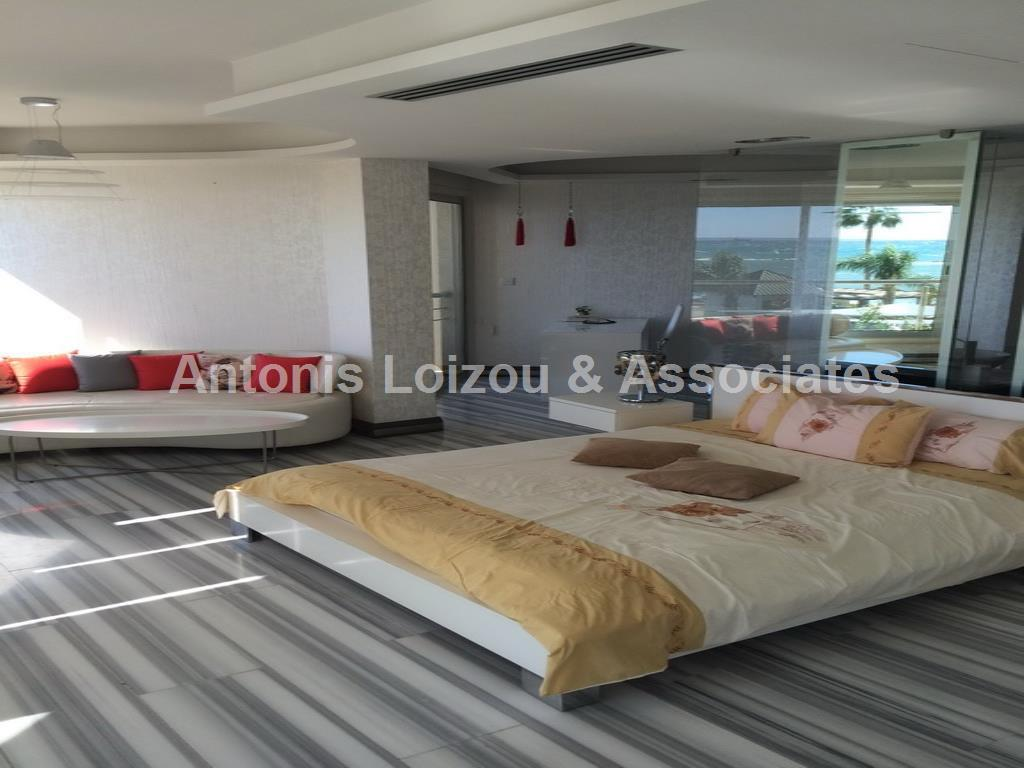 Luxury Three Bedroom Apartment On The Beach properties for sale in cyprus