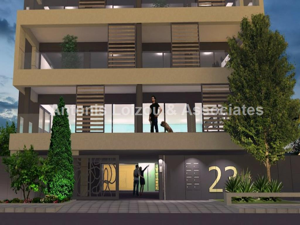Three Bedroom Penthhouse properties for sale in cyprus