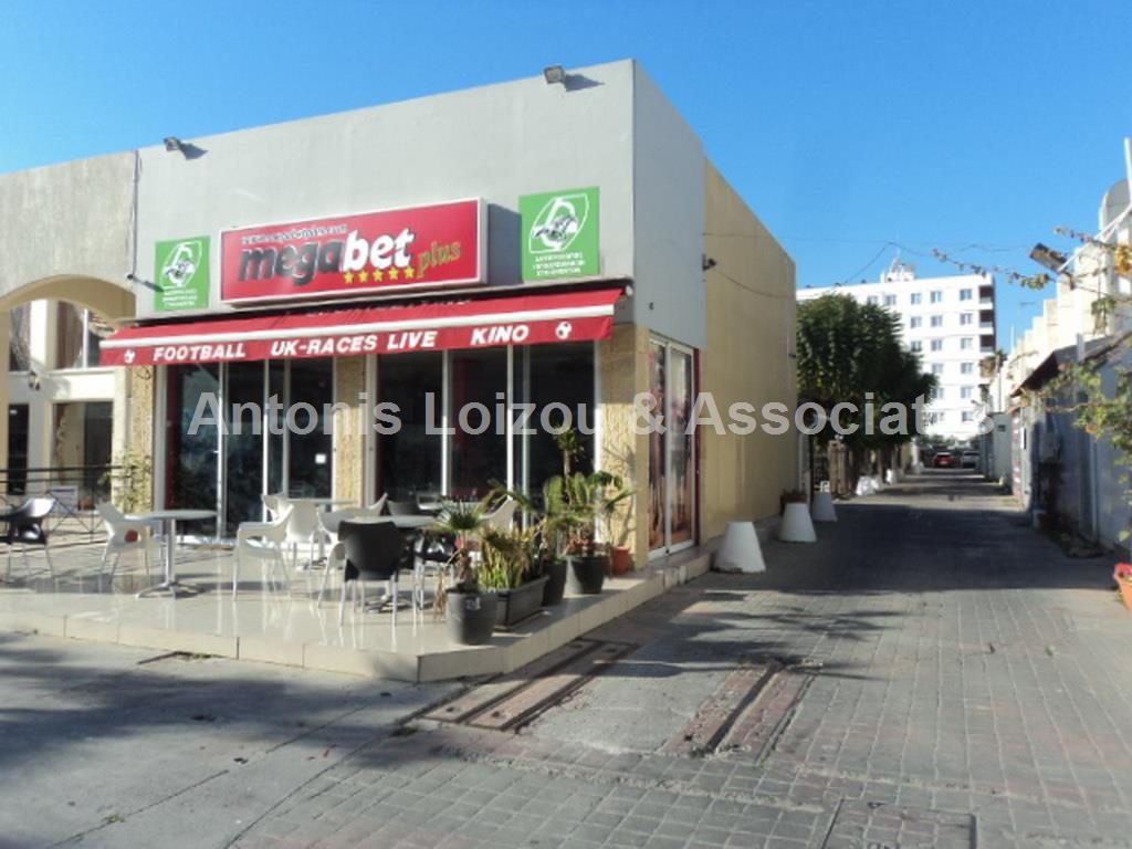 Shop in Limassol (Potamos Germasogeias) for sale