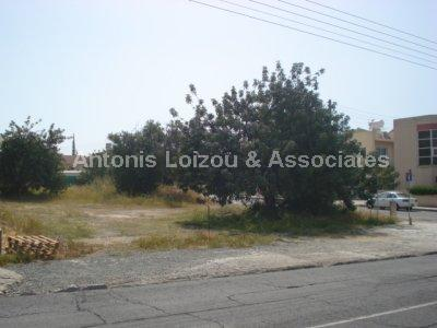 Land in Limassol (Potamos Yermasogia) for sale