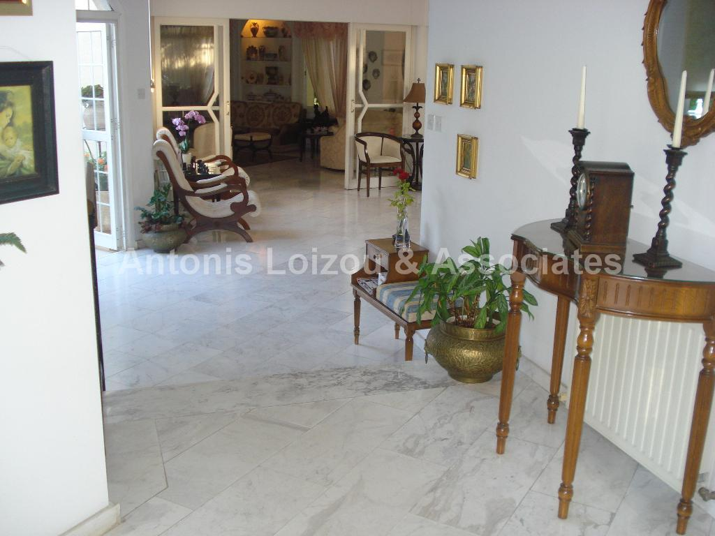 Detached House in Limassol (Potamos Yermasogia) for sale