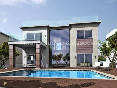 Detached Villa in Limassol (Potamos Yermasoyia) for sale