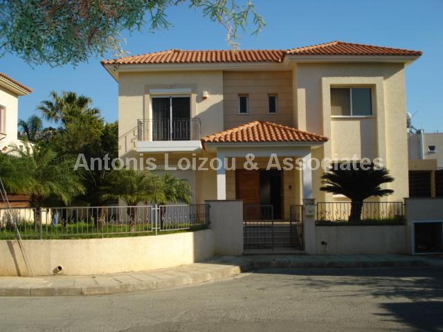 Detached House in Limassol (Potamos Germasogeias) for sale