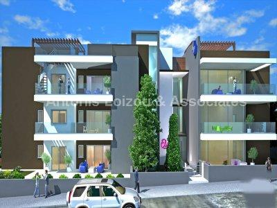 Apartment in Limassol (Potamos Yermasoyia) for sale
