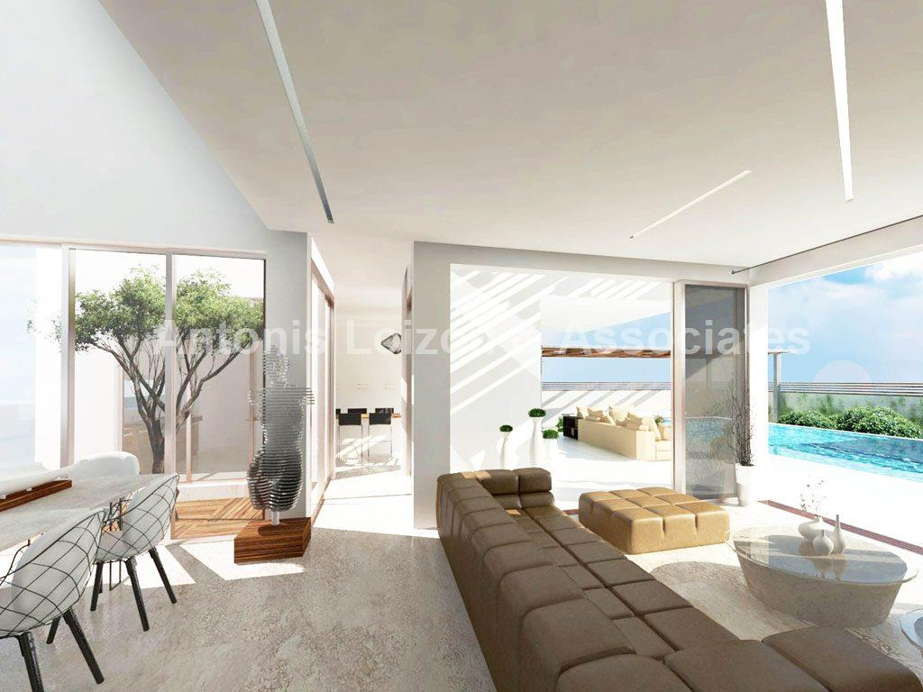 4 Bedroom Beachfront House properties for sale in cyprus