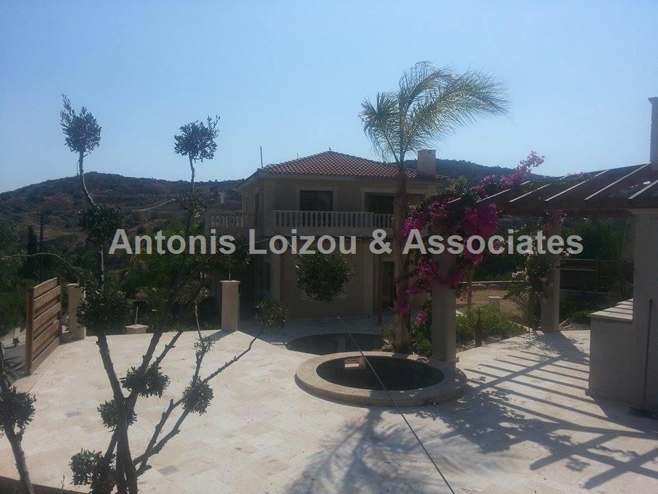 Four Bedroom Villa For Sale in Pyrgos properties for sale in cyprus