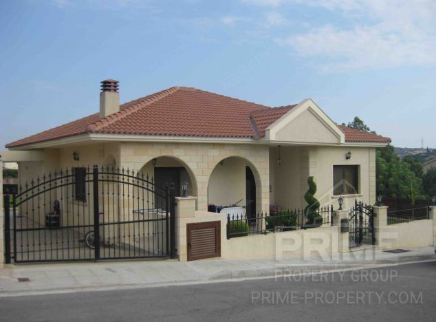 Sale of bungalow, 132 sq.m. in area: Pyrgos - properties for sale in cyprus