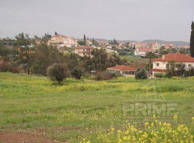 Land in Limassol (Pyrgos) for sale