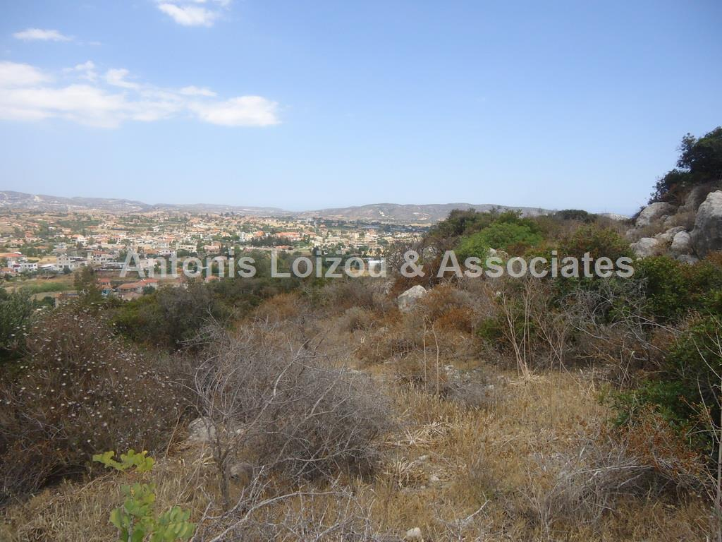 Field in Limassol (Pyrgos) for sale