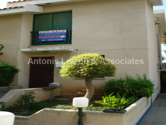 Terraced House in Limassol (Pyrgos) for sale