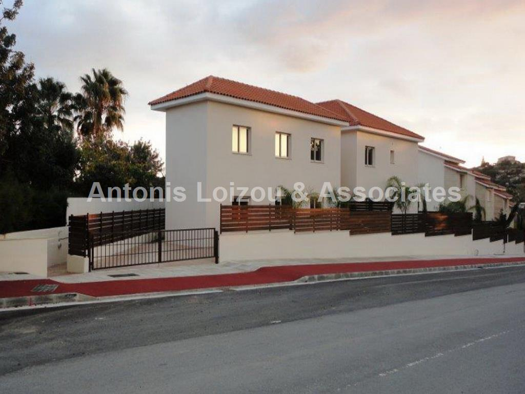 Ground Floor apa in Limassol (Pyrgos) for sale