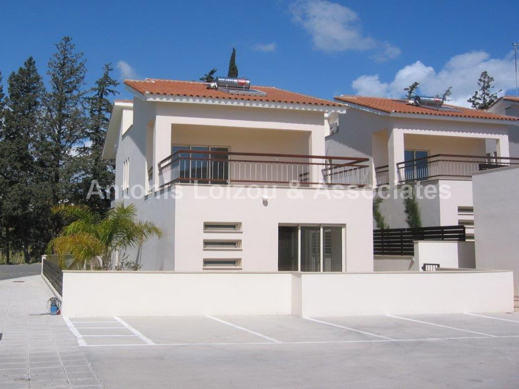 Detached Villa in Limassol (Pyrgos) for sale